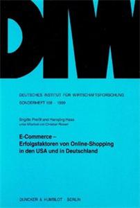 E-Commerce - Erfolgsfaktoren von Online-Shopping in den USA und in Deutschland.