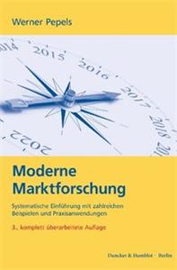 Moderne Marktforschung.