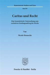 Caritas und Recht.