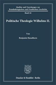Politische Theologie Wilhelms II.