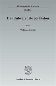Das Unbegrenzte bei Platon.