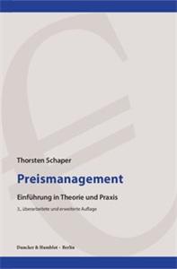 Preismanagement.