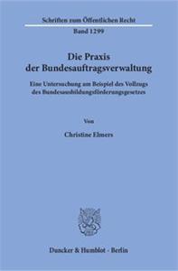 Die Praxis der Bundesauftragsverwaltung.