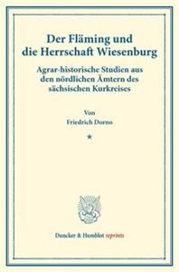 Der Fläming und die Herrschaft Wiesenburg.