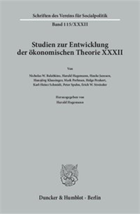 German Influences on American Economic Thought and American Influences on German Economic Thought.