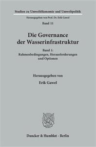 Die Governance der Wasserinfrastruktur.