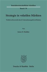 Strategie in volatilen Märkten.
