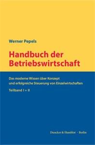 Handbuch der Betriebswirtschaft.