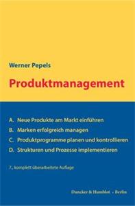 Produktmanagement.