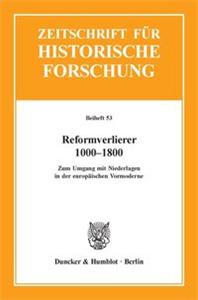 Reformverlierer 1000–1800.