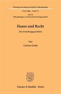 Hanse und Recht.