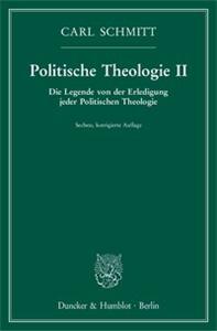 Politische Theologie II.