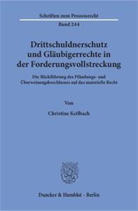 Drittschuldnerschutz und Gläubigerrechte in der Forderungsvollstreckung.