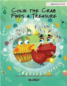 Colin the Crab Finds a Treasure
