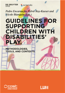 Guidelines for supporting children with disabilities' play