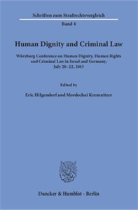 Human Dignity and Criminal Law.