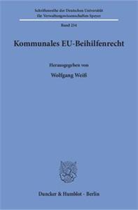 Kommunales EU-Beihilfenrecht.