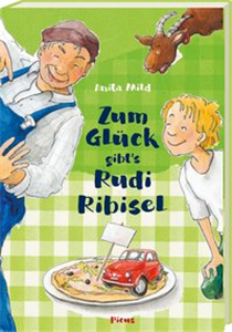 Luckily there's Rudi Ribisel!