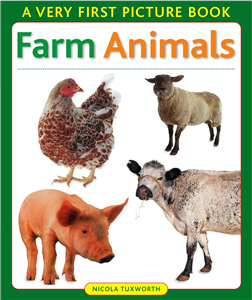 Very First Picture Book series: Farm Animals