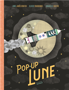 The Moon Pop-Up Book