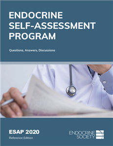 Endocrine Self-Assessment Program (ESAP) 2020