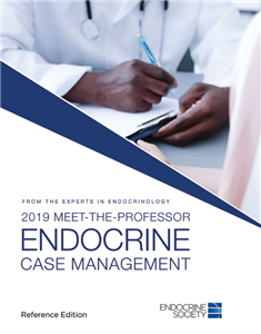 2019 Meet the Professor: Endocrine Case Management