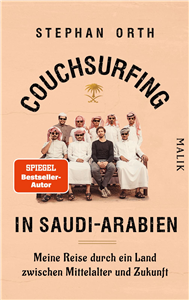 Couchsurfing in Saudi Arabia