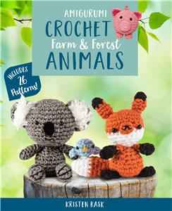 Amigurumi Crochet: Farm and Forest Animals