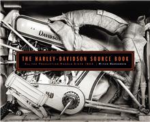 The Harley-Davidson Source Book