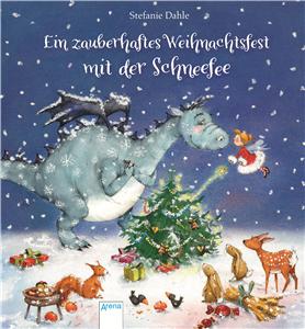 A Magical Christmas with the Snow Fairy