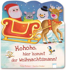 Hohoho, Here Comes Father Christmas!