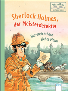 Sherlock Holmes, the Master Detective (3). The Invisble Seventh Man