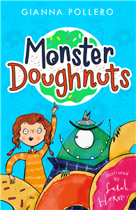 Monster Doughnuts