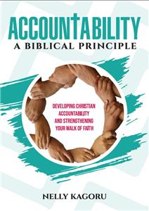 Accountability – A Biblical Principle
