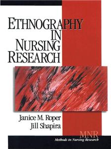 Ethnography in Nursing Research