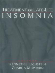 Treatment of Late-Life Insomnia