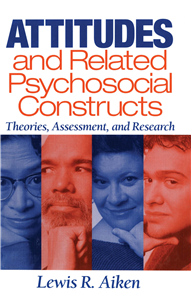Attitudes and Related Psychosocial Constructs