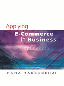 Applying E-Commerce in Business