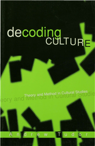 Decoding Culture