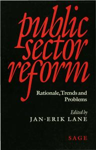 Public Sector Reform