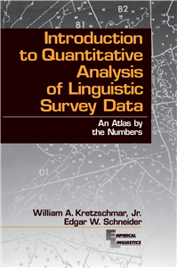 Introduction to Quantitative Analysis of Linguistic Survey Data