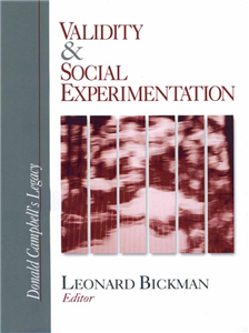 Validity and Social Experimentation