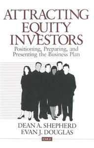 Attracting Equity Investors