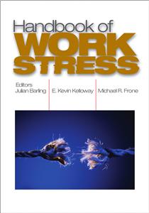 Handbook of Work Stress