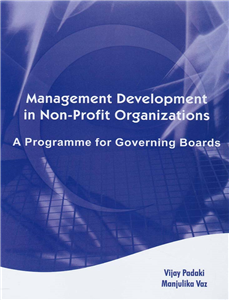 Management Development in Non-Profit Organisations