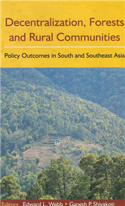 Decentralization, Forests and Rural Communities