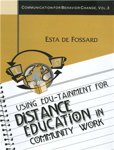 Using Edu-Tainment for Distance Education in Community Work