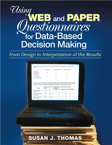 Using Web and Paper Questionnaires for Data-Based Decision Making