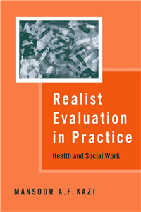 Realist Evaluation in Practice