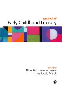 Handbook of Early Childhood Literacy